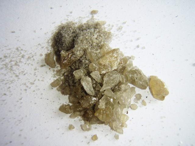 MDMA crystals
