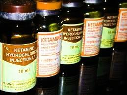 What is ketamine?