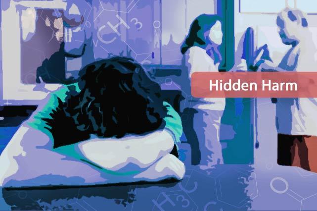 Hidden Harm Training