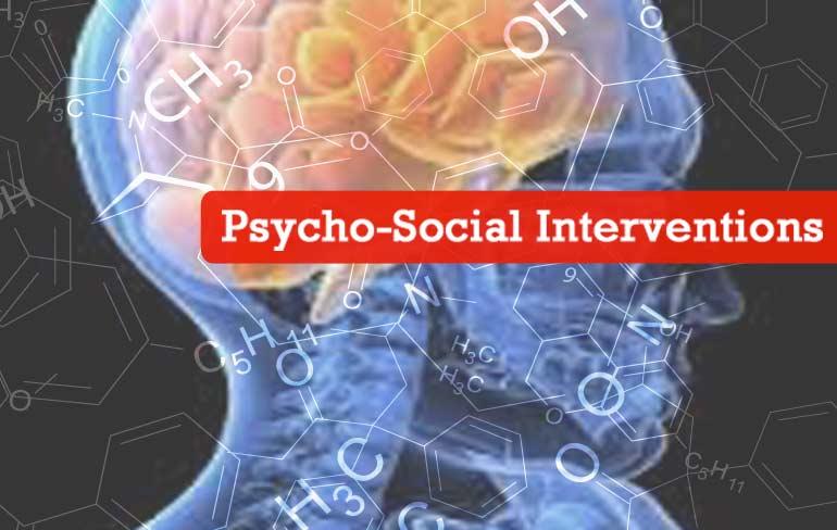 Psycho-Social Interventions