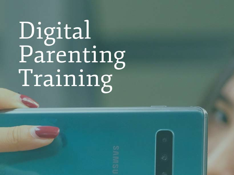 Digital Parenting Training Course